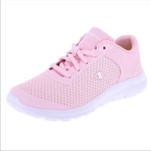 Champion 11w Pink Trainers Sneakers Womens